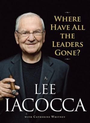 Book cover Where Have All the Leaders Gone?