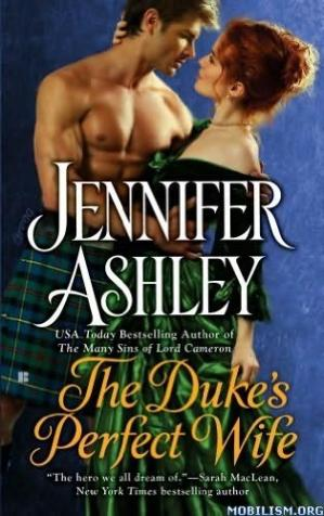 Book cover The Duke's Perfect Wife