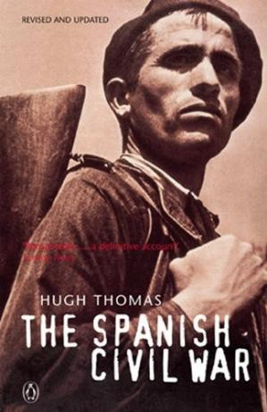 Գրքի կազմ The Spanish Civil War