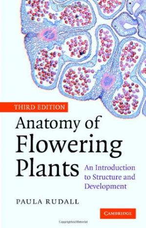 Book cover Anatomy of Flowering Plants: An Introduction to Structure and Development