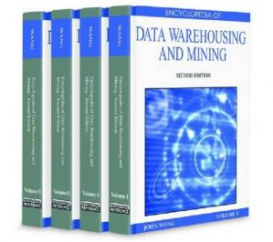 Copertina Encyclopedia of Data Warehousing and Mining