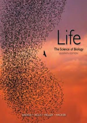 Book cover Life: The Science of Biology