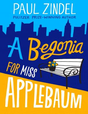 Book cover A Begonia for Miss Applebaum