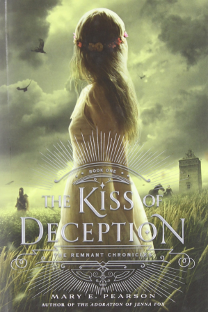 Book cover The Kiss of Deception