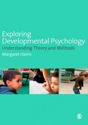 A capa do livro Exploring Developmental Psychology