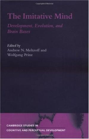 غلاف الكتاب The Imitative Mind: Development, Evolution and Brain Bases