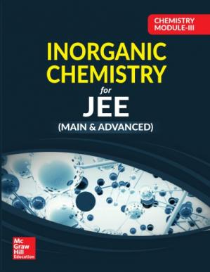 Book cover Chemistry Module III Inorganic Chemistry for IIT JEE main and advanced Vineet Agarwal McGraw Hill Education