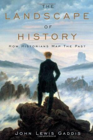 Εξώφυλλο βιβλίου The Landscape of History: How Historians Map the Past