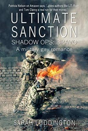 Book cover Ultimate Sanction