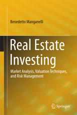 Обкладинка книги Real Estate Investing: Market Analysis, Valuation Techniques, and Risk Management