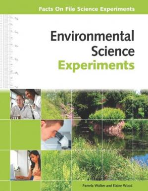Book cover Environmental science experiments