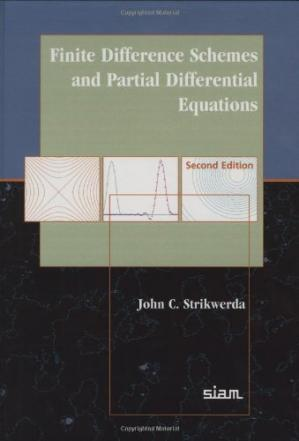 Sampul buku Finite difference schemes and partial differential equations
