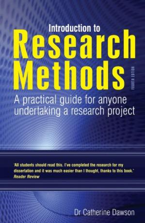 Обкладинка книги Introduction to Research Methods: A Practical Guide for Anyone Undertaking a Research Project