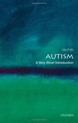 表紙 Autism: A Very Short Introduction