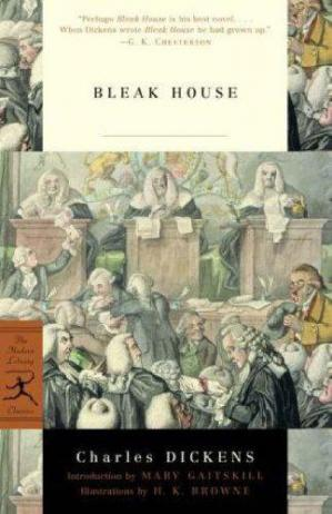 Sampul buku Bleak House