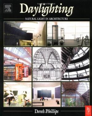 Обкладинка книги Daylighting: Natural Light in Architecture