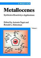 A capa do livro Metal Clusters in Chemistry [3 vols]