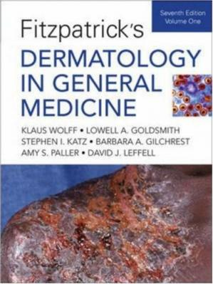 Sampul buku Fitzpatrick's Dermatology in General Medicine