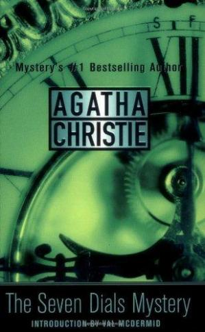 Book cover The Seven Dials Mystery (Agatha Christie Mysteries)