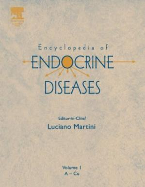 Copertina Encyclopedia of endocrine diseases