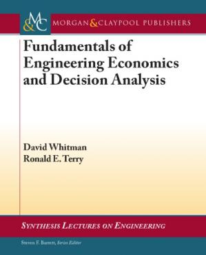 Book cover Fundamentals of Engineering Economics and Decision Analysis