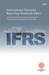 Book cover International Financial Reporting Standards (IFRSs®) 2008