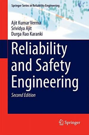 Book cover Reliability and Safety Engineering