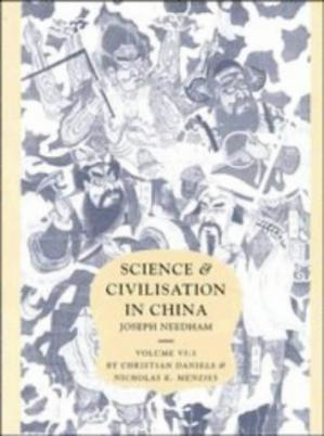 Book cover Science and Civilisation in China  Volume 6: Biology and Biological Technology, Part 3, Agro-Industries and Forestry; Agro-Industries and Sugarcane Technology