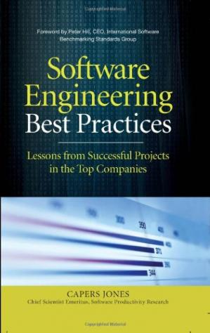 Sampul buku Software Engineering Best Practices: Lessons from Successful Projects in the Top Companies
