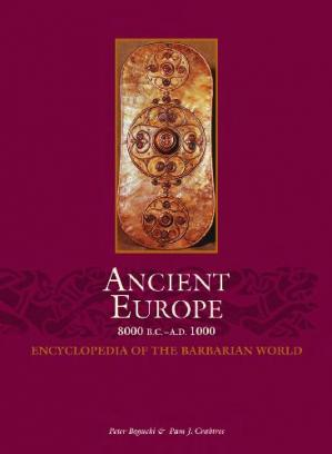 Buchdeckel Ancient Europe 8000 B.C.--A.D. 1000: encyclopedia of the Barbarian world