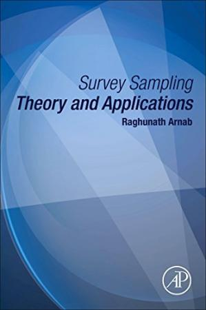 Sampul buku Survey Sampling Theory and Applications
