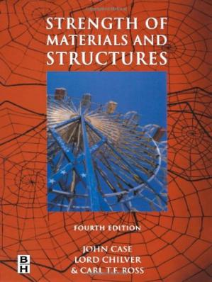 Portada del libro Strength of Materials and Structures, Fourth Edition