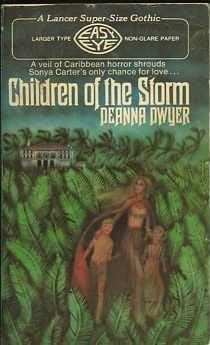 Book cover Children of the Storm