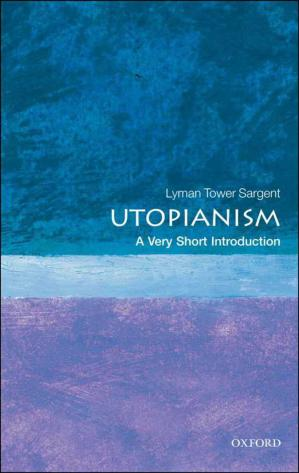 Book cover Utopianism: A Very Short Introduction (Very Short Introductions)