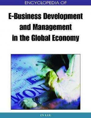 Portada del libro Encyclopedia of E-business Development and Management in the Global Economy