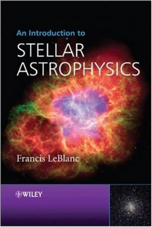 Book cover An Introduction to Stellar Astrophysics