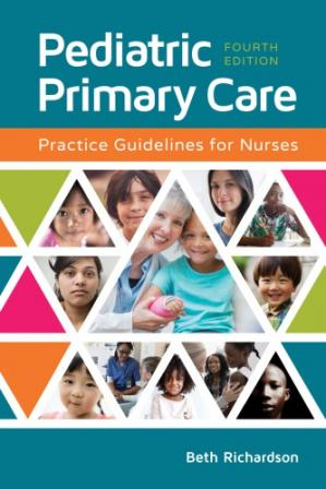 Book cover Pediatric Primary Care: Practice Guidelines for Nurses