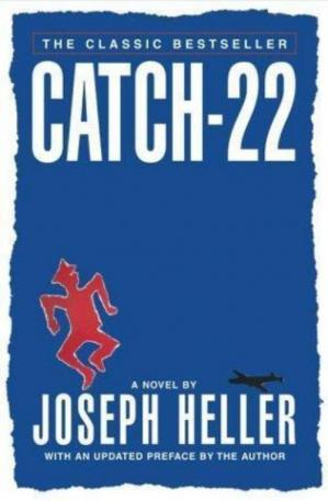 Sampul buku Catch-22