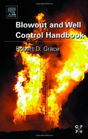 Book cover Blowout and Well Control Handbook