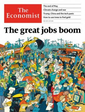 Book cover The Economist (May 25th 2019)