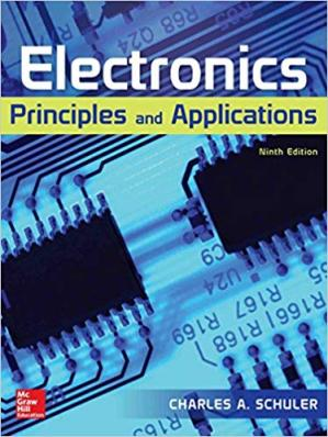 Book cover Electronics: Principles and Applications