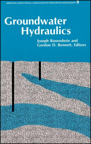Book cover Groundwater hydraulics