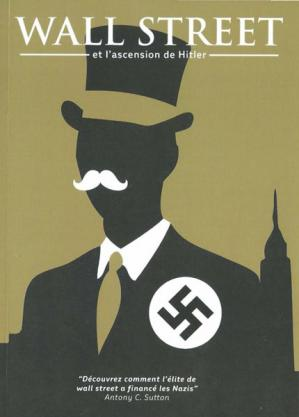 Book cover Wall Street et l'ascension de Hitler