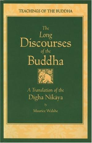 पुस्तक कवर The Long Discourses of the Buddha: A Translation of the Digha Nikaya (Teachings of the Buddha)