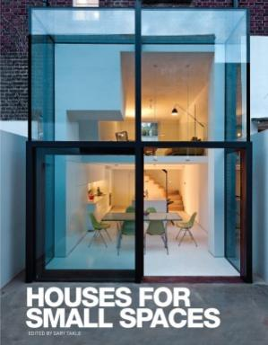 书籍封面 Houses For Small Spaces