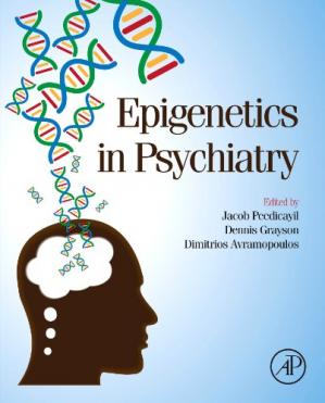 Couverture du livre Epigenetics in psychiatry
