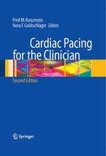 Book cover Cardiac Pacing for the Clinician