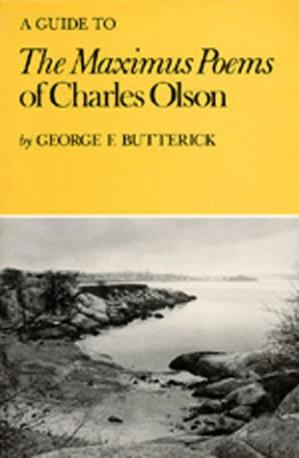 Book cover A Guide to The Maximus Poems of Charles Olson