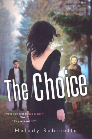 Korice knjige The Choice