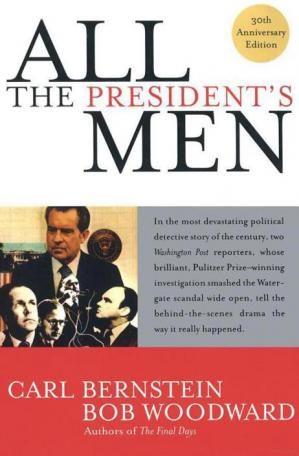 Copertina All the President's Men